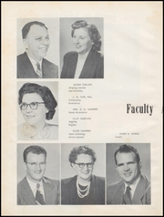 Page 8, 1952 Edition, Taylor County High School - Cardinal Yearbook (Campbellsville, KY) online yearbook collection