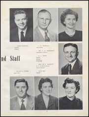 Page 9, 1952 Edition, Taylor County High School - Cardinal Yearbook (Campbellsville, KY) online yearbook collection