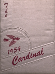Page 1, 1954 Edition, Taylor County High School - Cardinal Yearbook (Campbellsville, KY) online yearbook collection