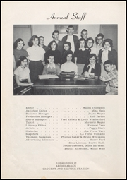 Page 12, 1954 Edition, Taylor County High School - Cardinal Yearbook (Campbellsville, KY) online yearbook collection