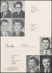 Page 13, 1954 Edition, Taylor County High School - Cardinal Yearbook (Campbellsville, KY) online yearbook collection