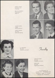 Page 14, 1954 Edition, Taylor County High School - Cardinal Yearbook (Campbellsville, KY) online yearbook collection