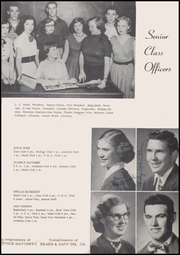 Page 17, 1954 Edition, Taylor County High School - Cardinal Yearbook (Campbellsville, KY) online yearbook collection