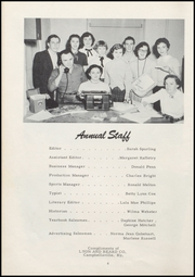 Page 12, 1955 Edition, Taylor County High School - Cardinal Yearbook (Campbellsville, KY) online yearbook collection
