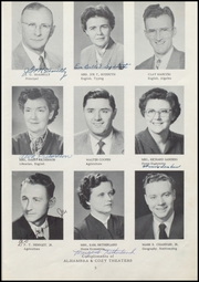 Page 15, 1955 Edition, Taylor County High School - Cardinal Yearbook (Campbellsville, KY) online yearbook collection