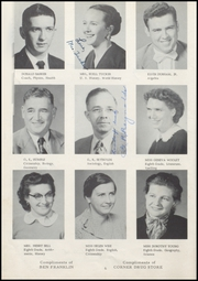 Page 16, 1955 Edition, Taylor County High School - Cardinal Yearbook (Campbellsville, KY) online yearbook collection