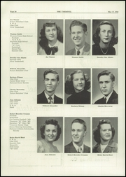 Page 12, 1949 Edition, Mayfield High School - Cardinal Yearbook (Mayfield, KY) online yearbook collection