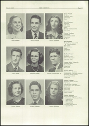 Page 13, 1949 Edition, Mayfield High School - Cardinal Yearbook (Mayfield, KY) online yearbook collection
