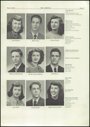 Page 15, 1949 Edition, Mayfield High School - Cardinal Yearbook (Mayfield, KY) online yearbook collection