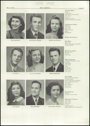 Page 17, 1949 Edition, Mayfield High School - Cardinal Yearbook (Mayfield, KY) online yearbook collection