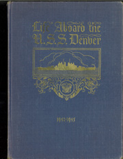 1945 Edition, Denver (CL 58) - Naval Cruise Book