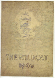 1940 Edition, Trigg County High School - Wildcat Yearbook (Cadiz, KY)