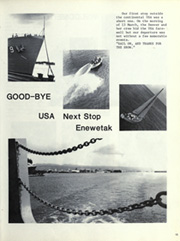 Page 17, 1979 Edition, Denver (LPD 9) - Naval Cruise Book online yearbook collection