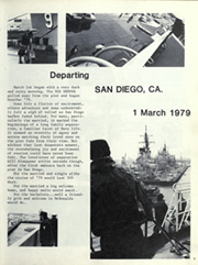 Page 9, 1979 Edition, Denver (LPD 9) - Naval Cruise Book online yearbook collection