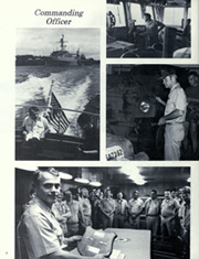 Page 10, 1981 Edition, Denver (LPD 9) - Naval Cruise Book online yearbook collection