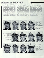 Page 16, 1981 Edition, Denver (LPD 9) - Naval Cruise Book online yearbook collection