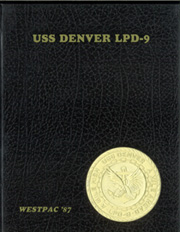 1987 Edition, Denver (LPD 9) - Naval Cruise Book