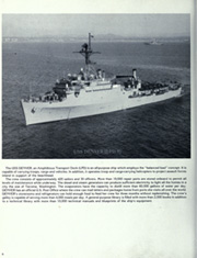 Page 10, 1989 Edition, Denver (LPD 9) - Naval Cruise Book online yearbook collection