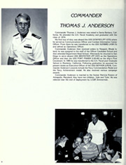 Page 12, 1989 Edition, Denver (LPD 9) - Naval Cruise Book online yearbook collection