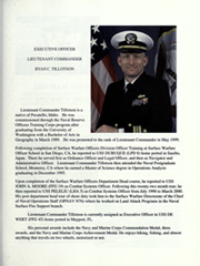 Page 11, 2002 Edition, De Wert (FFG 45) - Naval Cruise Book online yearbook collection