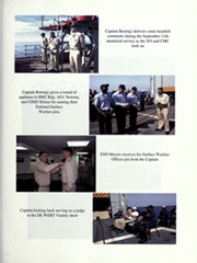 Page 13, 2002 Edition, De Wert (FFG 45) - Naval Cruise Book online yearbook collection