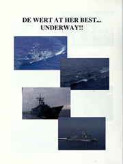 Page 14, 2002 Edition, De Wert (FFG 45) - Naval Cruise Book online yearbook collection