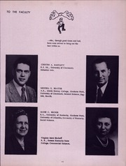 Page 15, 1952 Edition, Dayton High School - Daytonian Yearbook (Dayton, KY) online yearbook collection