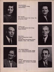 Page 16, 1952 Edition, Dayton High School - Daytonian Yearbook (Dayton, KY) online yearbook collection