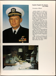 Page 15, 1979 Edition, Dwight Eisenhower (CVN 69) - Naval Cruise Book online yearbook collection