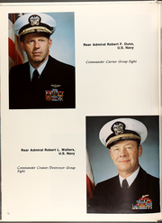 Page 16, 1979 Edition, Dwight Eisenhower (CVN 69) - Naval Cruise Book online yearbook collection