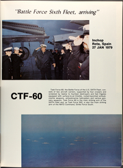 Page 17, 1979 Edition, Dwight Eisenhower (CVN 69) - Naval Cruise Book online yearbook collection