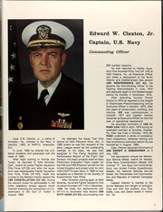 Page 11, 1982 Edition, Dwight Eisenhower (CVN 69) - Naval Cruise Book online yearbook collection