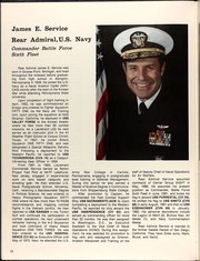 Page 14, 1982 Edition, Dwight Eisenhower (CVN 69) - Naval Cruise Book online yearbook collection