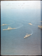 Page 2, 1982 Edition, Dwight Eisenhower (CVN 69) - Naval Cruise Book online yearbook collection