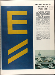 Page 5, 1982 Edition, Dwight Eisenhower (CVN 69) - Naval Cruise Book online yearbook collection