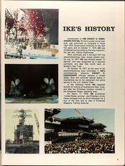 Page 7, 1982 Edition, Dwight Eisenhower (CVN 69) - Naval Cruise Book online yearbook collection