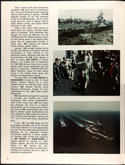 Page 8, 1982 Edition, Dwight Eisenhower (CVN 69) - Naval Cruise Book online yearbook collection