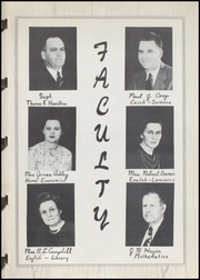 Page 13, 1949 Edition, Campbellsville High School - Eagle Yearbook (Campbellsville, KY) online yearbook collection