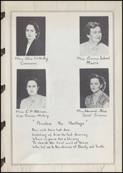 Page 15, 1949 Edition, Campbellsville High School - Eagle Yearbook (Campbellsville, KY) online yearbook collection