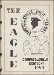 Page 7, 1949 Edition, Campbellsville High School - Eagle Yearbook (Campbellsville, KY) online yearbook collection