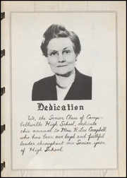 Page 9, 1949 Edition, Campbellsville High School - Eagle Yearbook (Campbellsville, KY) online yearbook collection