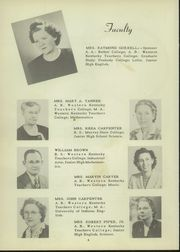 Page 10, 1949 Edition, Russellville High School - Panther Yearbook (Russellville, KY) online yearbook collection