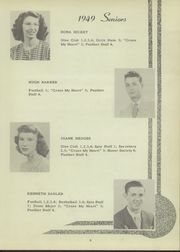 Page 15, 1949 Edition, Russellville High School - Panther Yearbook (Russellville, KY) online yearbook collection