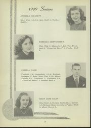 Page 16, 1949 Edition, Russellville High School - Panther Yearbook (Russellville, KY) online yearbook collection