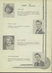 Page 17, 1949 Edition, Russellville High School - Panther Yearbook (Russellville, KY) online yearbook collection