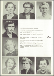 Page 10, 1956 Edition, Russellville High School - Panther Yearbook (Russellville, KY) online yearbook collection