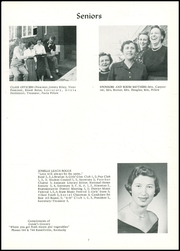 Page 15, 1956 Edition, Russellville High School - Panther Yearbook (Russellville, KY) online yearbook collection