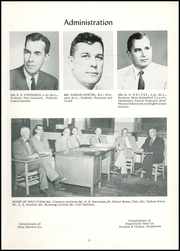 Page 9, 1956 Edition, Russellville High School - Panther Yearbook (Russellville, KY) online yearbook collection