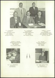 Page 10, 1958 Edition, Russellville High School - Panther Yearbook (Russellville, KY) online yearbook collection