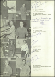 Page 12, 1958 Edition, Russellville High School - Panther Yearbook (Russellville, KY) online yearbook collection